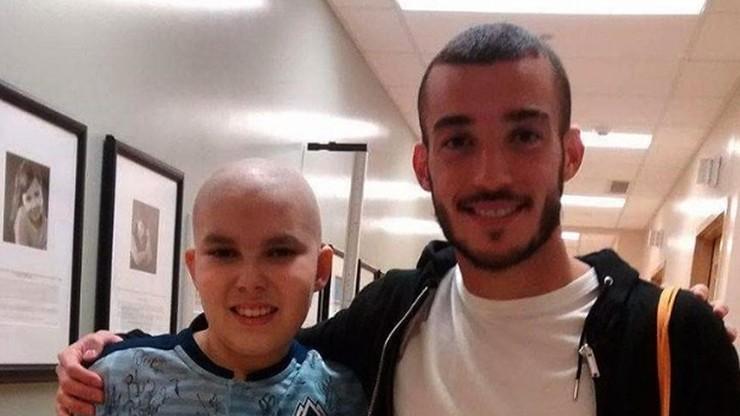 Chłopiec, który wygrał z rakiem, znajdzie się w grze FIFA 17