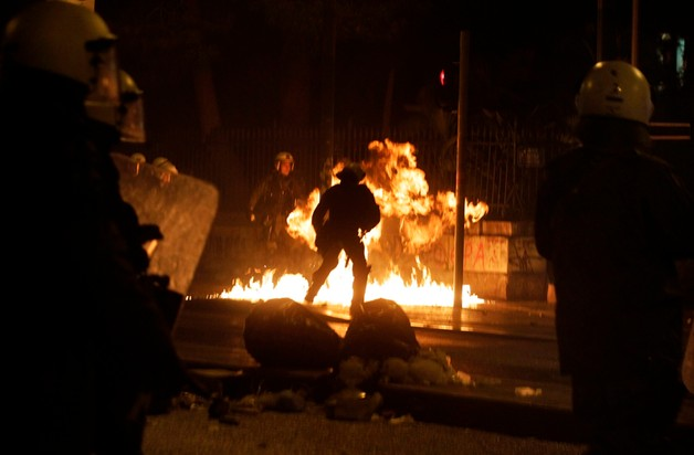 Ateny: pierwszy protest przeciw nowemu rządowi Grecji