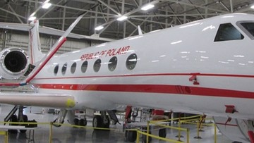 02-03-2017 15:01 Gulfstream już w polskich barwach. Przyleci w czerwcu