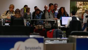 """03-05-2016 14:33 """"Wszyscy do Amsterdamu!"""". Chaos i długie kolejki na lotnisku w Brukseli"""