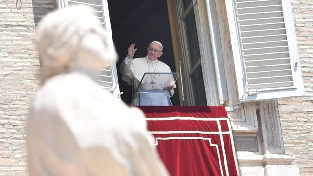 Papież apeluje o powstrzymanie przemocy w Jerozolimie