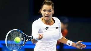 Turniej WTA w Pekinie: triumf Agnieszki Radwańskiej