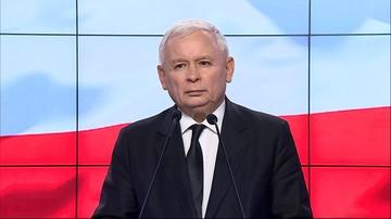 """14-07-2017 13:39 """"Upadek zasad moralnych i niesprawność"""". Kaczyński o """"chorobach sądownictwa"""""""