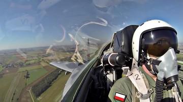 23-12-2016 21:37 Zobacz wideo i poczuj się jak pilot odrzutowca