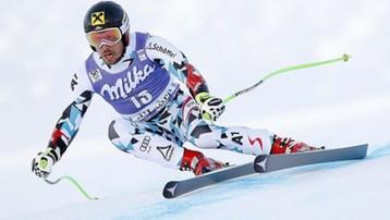 2017-01-05 Alpejski PŚ: Moelgg wygrał slalom w Zagrzebiu