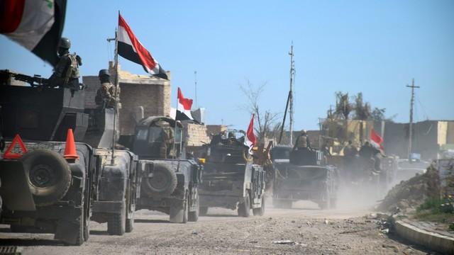 Na Mosul zrzucono ulotki przygotowujące na ofensywę irackiej armii