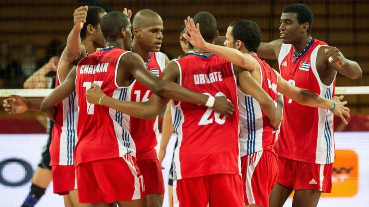 Siatkarze z Kuby jadą na igrzyska olimpijskie!