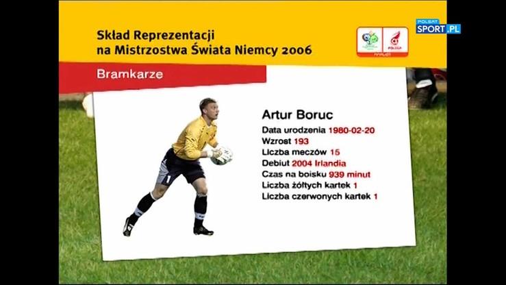 Pamiętne powołania Janasa na MŚ 2006