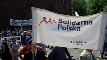 25-11-2016 13:00 PO chce by CBA zbadała doniesienia medialne nt. finasowania kongresu zorganizowanego przez Solidarną Polskę
