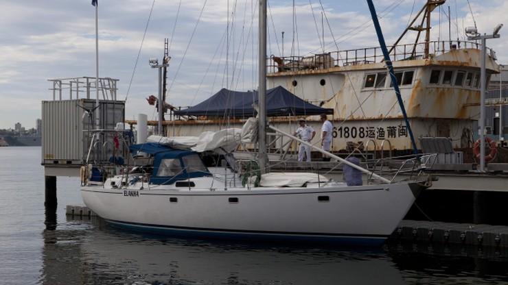 Australijska policja przechwyciła 1,4 tony kokainy przewożonej na jachcie