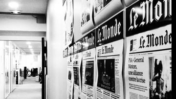 """Dziennikarze """"Le Monde"""" uczą w szkołach, jak odróżniać informacje od pogłosek"""
