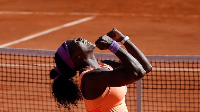 Serena Williams wygrała French Open