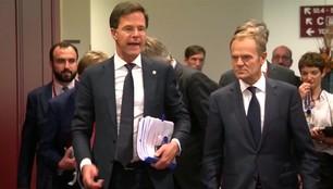 Tusk: Nie będzie przymusowej relokacji uchodźców. Unia Europejska skapitulowała?