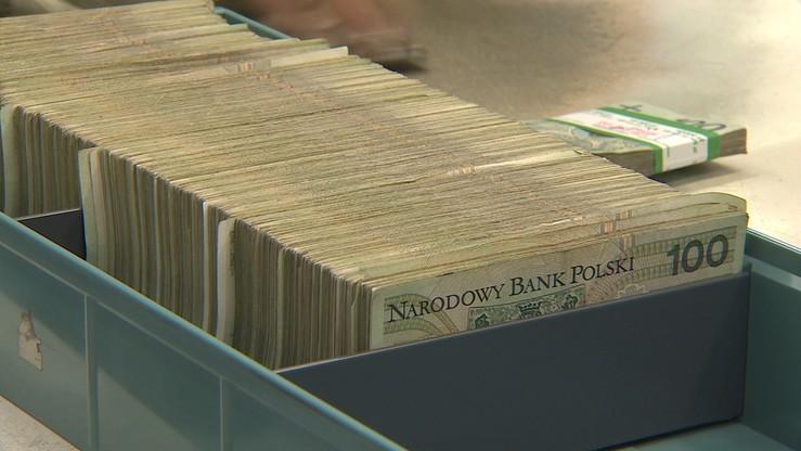 W styczniu zadłużenie skarbu państwa wzrosło o ok. 1,4 mld zł