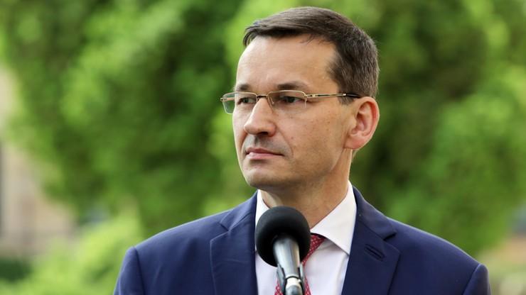 Morawiecki: ucieszyłbym się z możliwości łagodniejszego Brexitu