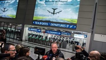 Szef czeskiego MSW: sprawcą alarmu w samolocie linii Enter Air jest Polak