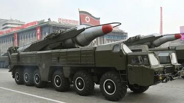 22-06-2016 05:18 Korea Płn. wystrzeliła dwie rakiety średniego zasięgu