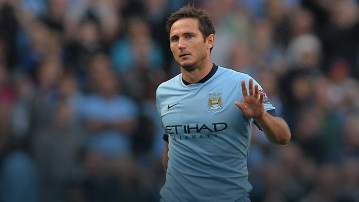 Lampard zostaje w Manchesterze City