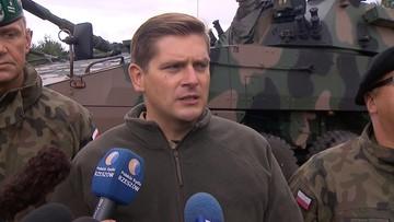 04-09-2017 17:46 Kownacki: brak kontraktu dla wojska nie jest żadnym zagrożeniem dla Autosanu