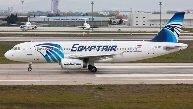 Wydobyto szczątki ofiar katastrofy samolotu linii EgyptAir