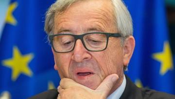 Juncker: firmy powinny płacić podatki tam, gdzie osiągają zyski