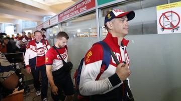 2016-07-28 Rio 2016: Rosyjscy sportowcy w drodze do Brazylii