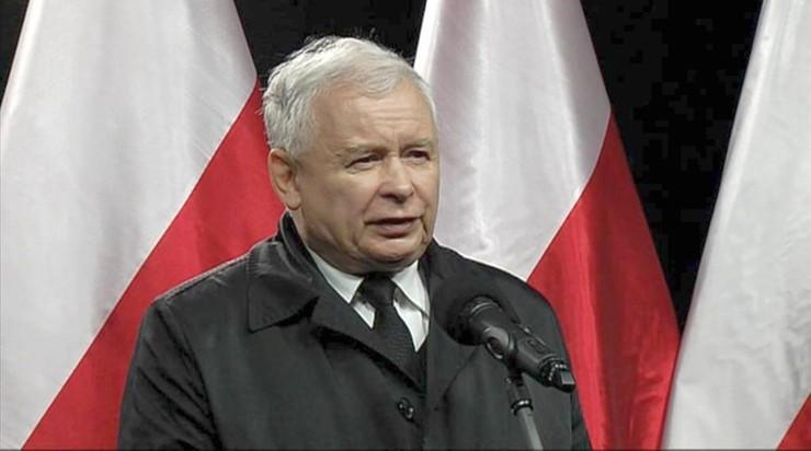 Kaczyński: sprawa Trybunału nie jest zamknięta