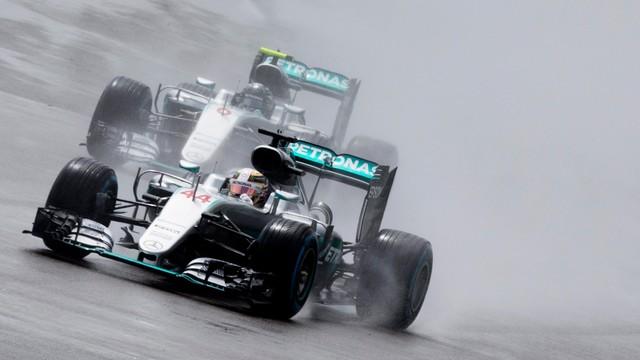 Lewis Hamilton najszybszy w GP Wielkiej Brytanii