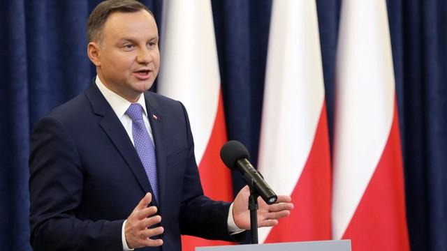 Andrzej Duda chce konstytucji obywatelskiej
