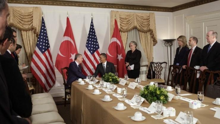 Biały Dom: podczas szczytu G20 Obama spotka się z Erdoganem