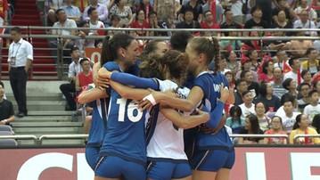 2017-08-05 Final Six World Grand Prix: Brazylia i Włochy zagrają o złoto