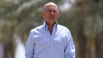 2016-11-15 Dennis po 35 latach ustąpił ze stanowiska szefa McLarena