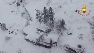 Włochy: nawet 30 osób mogło zginąć w hotelu zasypanym przez lawinę