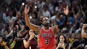 2016-11-11 NBA: Zwycięski powrót Wade'a do Miami