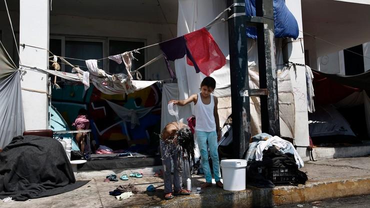 54 tys. migrantów przebywa na terytorium Grecji