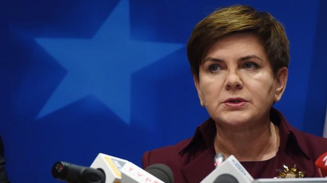 Premier: Rząd jest zdeterminowany, żeby obniżyć wiek emerytalny