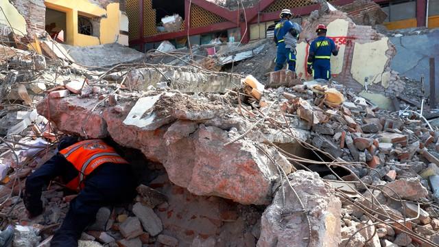 Meksyk: do 90 wzrosła liczba ofiar śmiertelnych trzęsienia ziemi