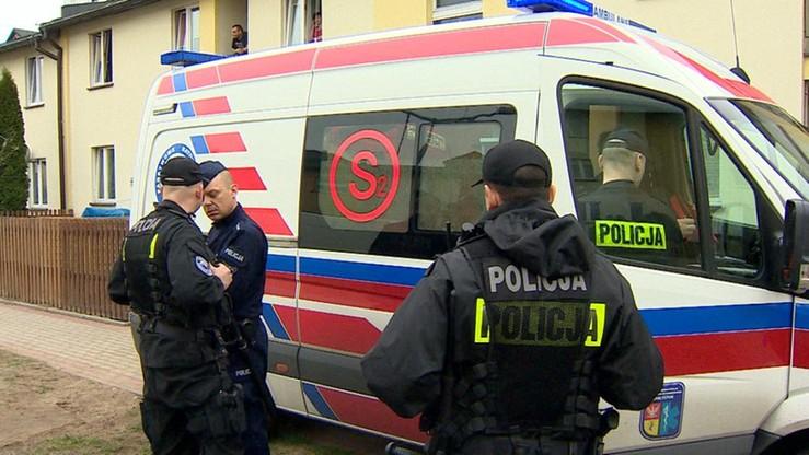Śledztwo ws. śmierci mężczyzny po policyjnej interwencji trafi do Olsztyna