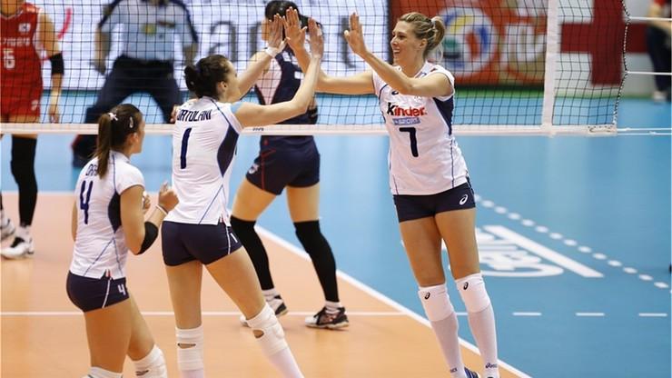 Turniej kwalifikacyjny do Rio kobiet: Udany start Włoszek i Holenderek