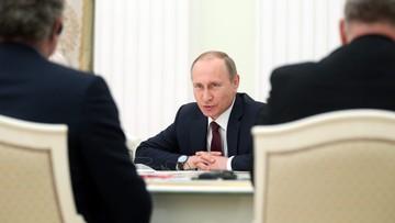 Putin: Rosja jest w kontakcie z Ukrainą ws. wymiany Sawczenko