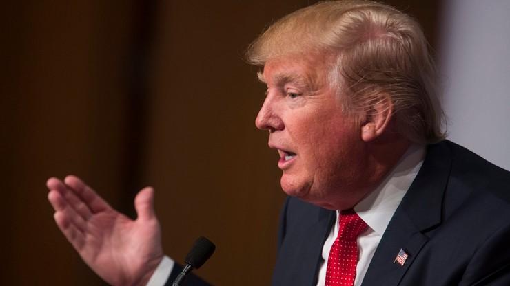 155 tys. podpisów pod petycją o zakazie wjazdu dla Donalda Trumpa do Wielkiej Brytanii