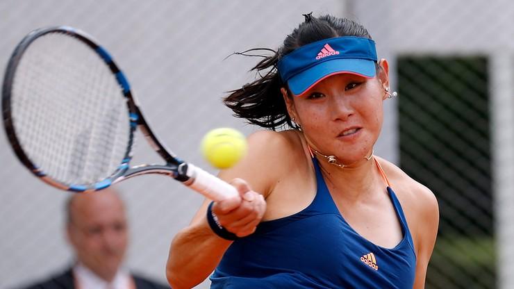 WTA Elite Trophy: Triumf chińskiego debla