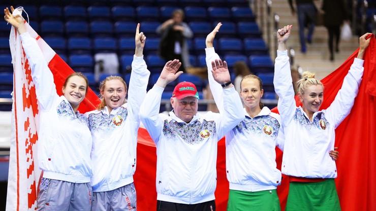 Fed Cup: Białorusinki pierwszymi finalistkami