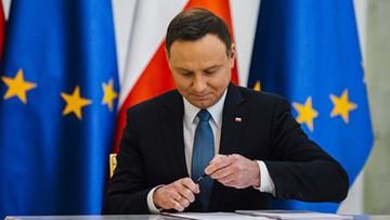 04-03-2016 09:06 Prezydent podpisał ustawę budżetową na 2016 rok