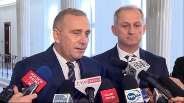 """""""Knebluje usta opozycji"""". Wniosek Platformy o odwołanie marszałka Sejmu"""