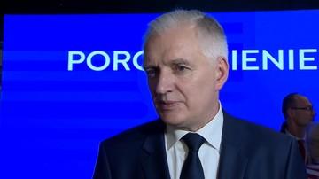 07-11-2017 10:36 Gowin: po propozycji premier Szydło rozważamy nowy podział na ministerstwa
