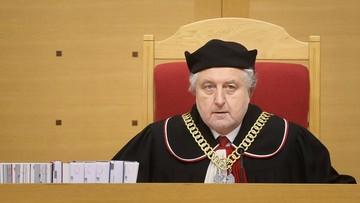 07-11-2016 14:17 TK: zasady wyłaniania kandydata na prezesa Trybunału - konstytucyjne