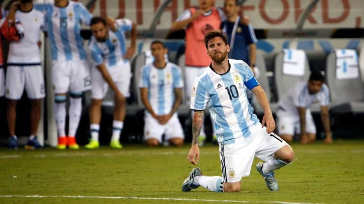 Messi kończy reprezentacyjną karierę. Chile pokonało Argentynę w finale Copa America