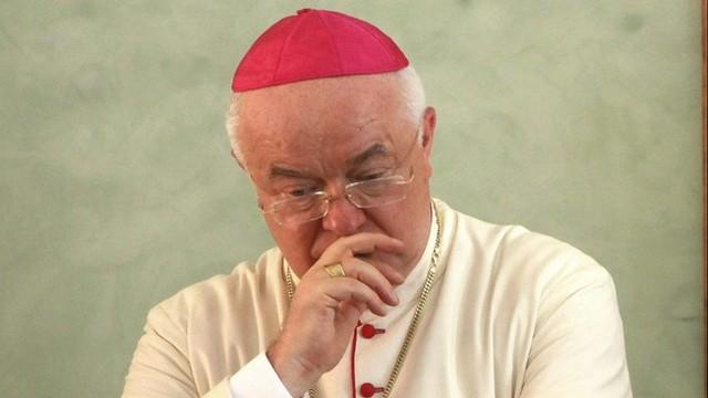 Wesołowski opuścił szpital i wrócił do Watykanu