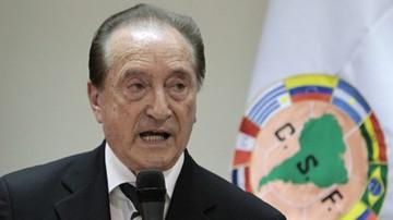 2015-11-11 Afera FIFA: Urugwajczyk zgodził się na ekstradycję